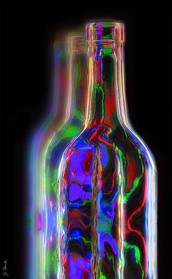 Photograph - The Bottle Electric by Joe Bonita