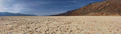 Photograph - The Bottom Of Death Valley by Gregory Scott