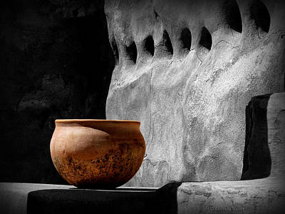 Photograph - The Bowl by Lucinda Walter