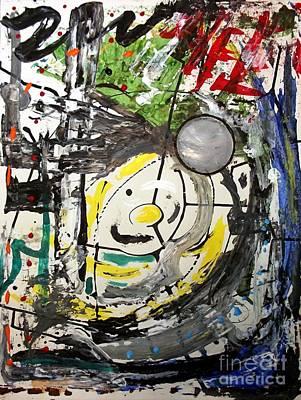 Toaster Painting - The Brave Little Toaster by Daniel Piskorski