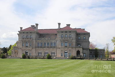Butterflies Rights Managed Images - The Breakers Mansion Royalty-Free Image by Spirit Baker