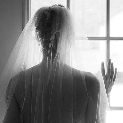 Fineartamerica Photograph - the Bride #melissawyatt by Melissa Wyatt