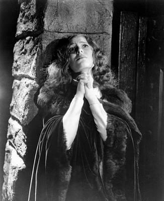 The Bride Of Frankenstein, Valerie Art Print
