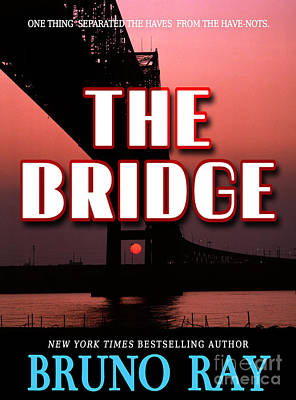 Pocketbook Cover Design Photograph - The Bridge Book Cover by Mike Nellums