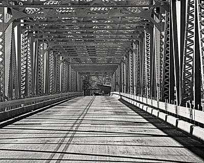 Photograph - The Bridge by Charles McKelroy