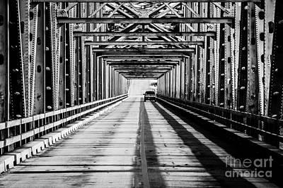 Missouri Photograph - The Bridge In Shell Knob Missouri Over Table Rock Lake by JC Kirk