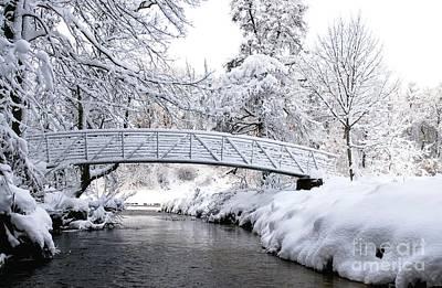 Photograph - The Bridge by John Kelly