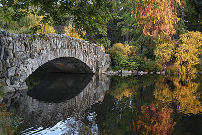 Photograph - The Bridge by Keith Boone