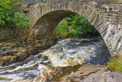 Photograph - The Bridge Of Dochart by Jane McIlroy