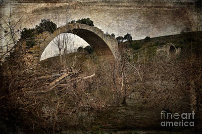 Photograph - The Bridge Of Mantible by RicardMN Photography