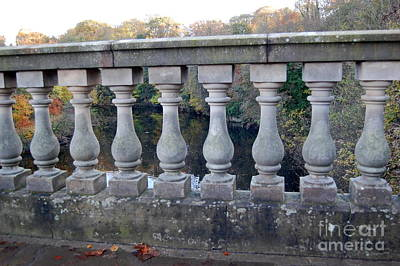 The Bridge To Knowledge Art Print by Linda Prewer