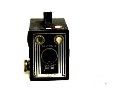 Kodak Photograph - The Brownie  by Steven  Digman