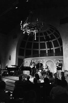 Brubeck Photograph - The Brubeck Brothers Quartet by Robert Klemm