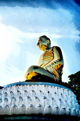 The Budha Original by Chonakan Isarankura na ayudhya