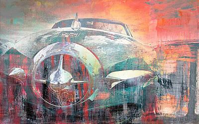 Digital Art - The Bullet by Greg Sharpe