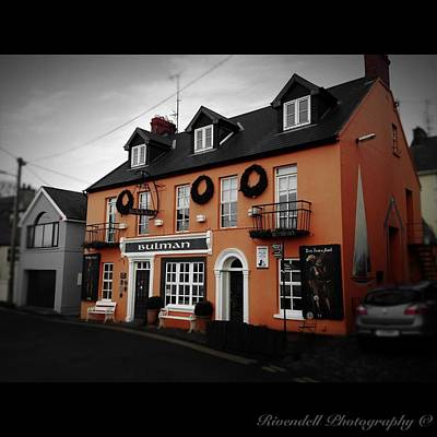 Photograph - The Bulman Kinsale by Maeve O Connell