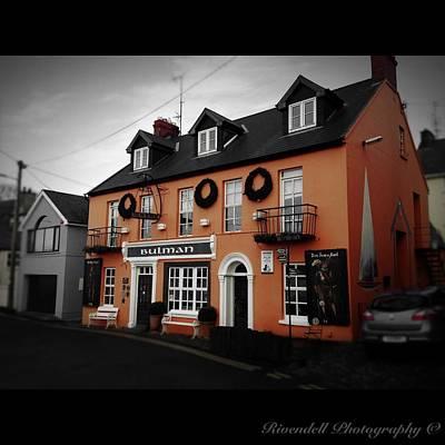 Photograph - The Bulman Kinsale by Maeve O Connell