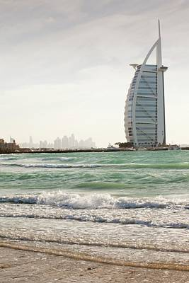 Expensive Photograph - The Burj Al Arab Hotel by Ashley Cooper