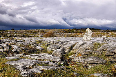 Photograph - The Burren by Fabrizio Troiani