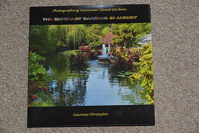 Photograph - The Butchart Gardens - Photos By Lawrence Christopher by Lawrence Christopher