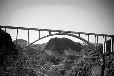 Underground Tour Photograph - The Bypass Bridge  by Yousif Hadaya