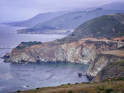 Photograph - The California Coast by Tricia Marchlik