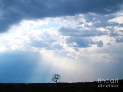 Photograph - The Calm Before The Storm by Melissa  Mim Rieman
