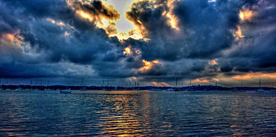 Photograph - The Calm Before The Storm by Paul Svensen