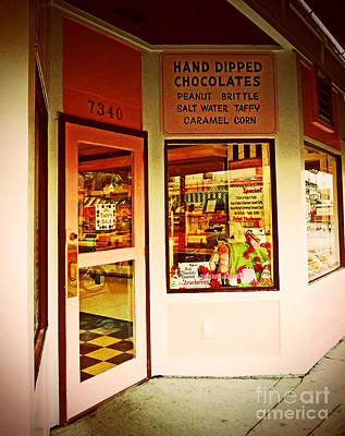 Photograph - The Candy Shop by Desiree Paquette