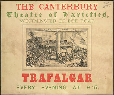 The Canterbury Art Print by British Library