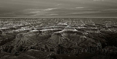 Photograph - The Canyon 1 by Thomas Born