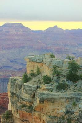 The Canyon Sunrise Art Print by Douglas Miller
