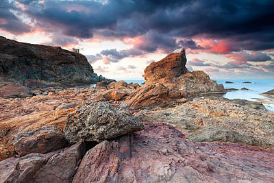 The Cape Print by Evgeni Dinev