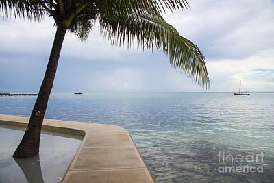 The Caribbean Sea Original by Yuri Santin