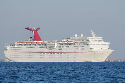Photograph - The Carnival Inspiration by Bradford Martin