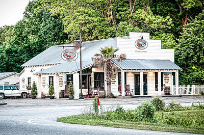 Photograph - The Carolina Cider Company by Scott Hansen