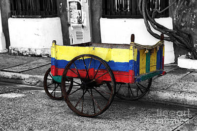 Photograph - The Cart by John Rizzuto