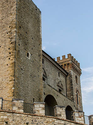 Photograph - The Castle by Andrea Mazzocchetti