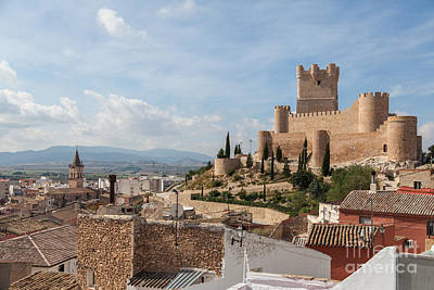 Photograph - The Castle by Eugenio Moya