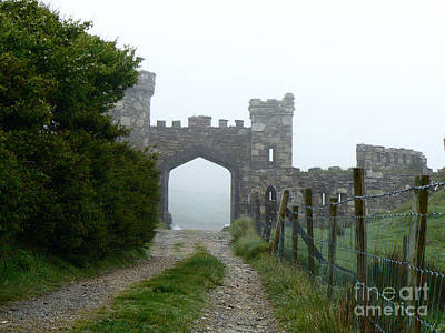 Photograph - The Castle Gate by Butch Lombardi