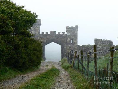 The Castle Gate Art Print