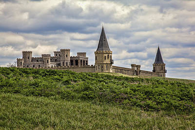 The Castle - Versailles Ky Art Print