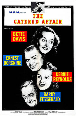 The Catered Affair, Us Poster, From Top Art Print by Everett