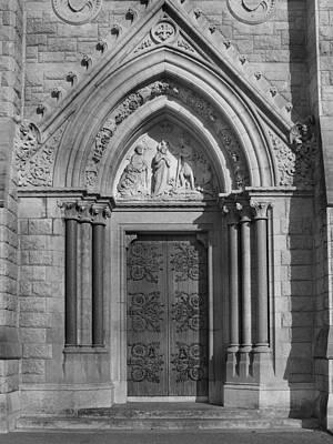 Priska Wettstein Pink Hues - The Cathedral Door by Mike McGlothlen
