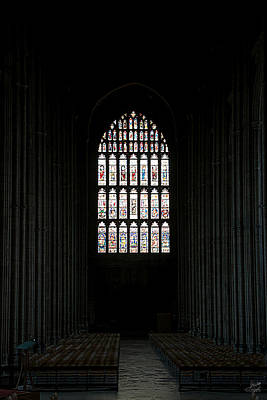 Photograph - The Cathedral Sits Empty by Lisa Knechtel