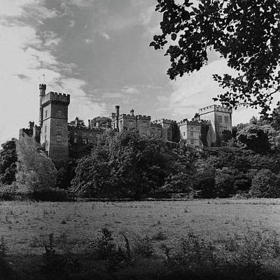 Castle Photograph - The Cavendish's Castle by John Rawlings