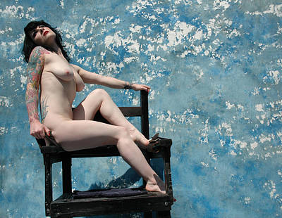 Aloha For Days - The Chair - Victim C - 138 by Liezel Rubin