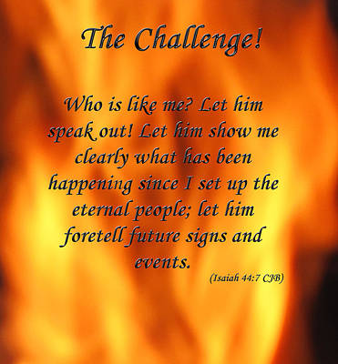 - The Challenge by Tikvah's Hope