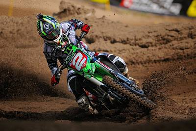 Southwick Photograph - The Champ by Gary Sprowls