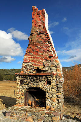 Photograph - The Chimney by James Eddy